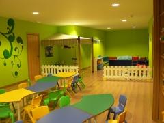 Aula de educaci�n infantil-ludoteca