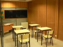 Aula de alumnos/as de E.S.O.