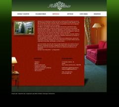 Hotel botanico maqueta