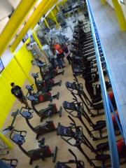 Ortus fitness, es garantía de seguridad en su negocio.