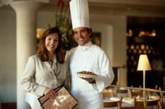 Dietista para restaurantes y colectividades