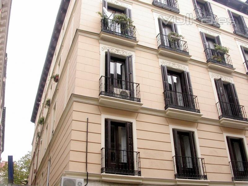 apartamentos blume madrid