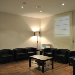Sala de espera ginecolog�a, calle ayala 57