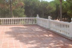 Reparación terrazas Urb. Bosquemar, Marbella. 2010