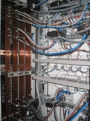 Cableado de cuadro electrico