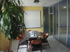 Sala de presentaciones