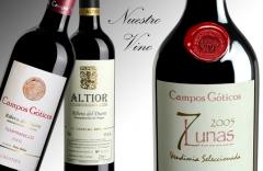 Comprar vinos de selección de do ribera del duero