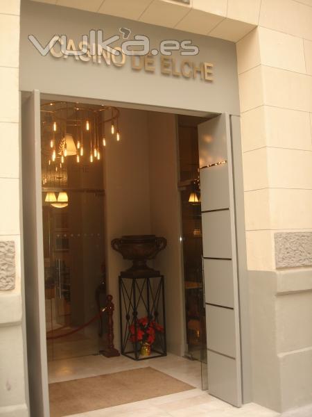 Restaurante casino elche