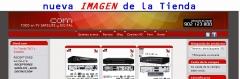 Nueva  imagen  de  tienda  diesl.com  y  mas  facilidad de  navegaci�n
