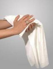 Toallas desechables estetica. Un regalo original, una pieza artesanal y un complemento textil totalm