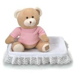 Regalos Para bebes. Un regalo original, una pieza artesanal y un complemento textil totalmente funci