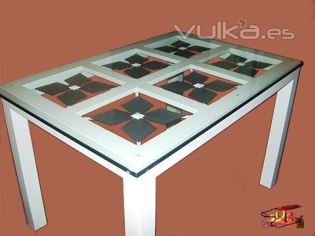 Foto mesas de forja huelva - Mesas de forja ikea ...