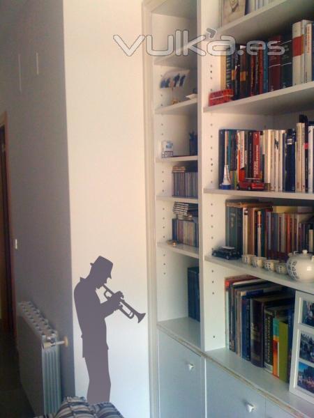 Foto vinilos decorativos para decoracion de interiores for Arreglos decorativos para hogar