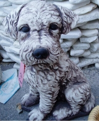 Perro fox terrier ref- v104 32 cm   peso  8 kg
