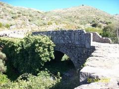 Puente san blas en villa de gata