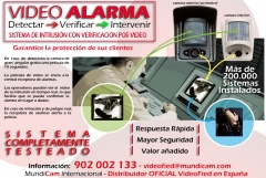 Alarma con verificación por video