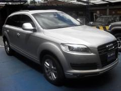 Audi q7 blindado nivel de protecci�n bal�stico  b4