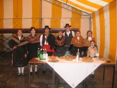 Carnaval en villa de gata