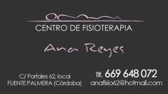 Foto 17 tercera edad en Córdoba - Centro de Fisioterapia ana Reyes