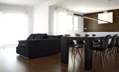 Proyecto vivienda 90 metros by CUARTOPENSANTE  arquitectura interior