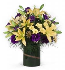 Flores de estaci�n