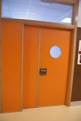 Puertas de institutos