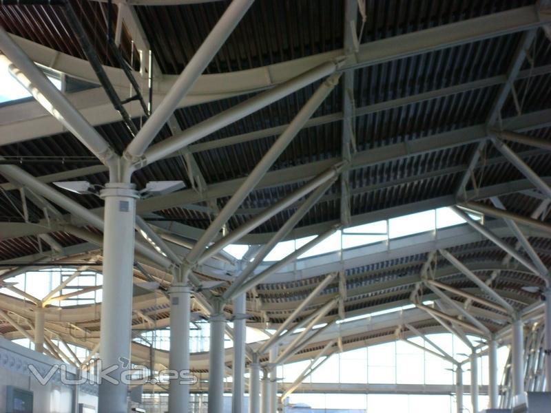 Foto estructuras met licas - Fotos estructuras metalicas ...