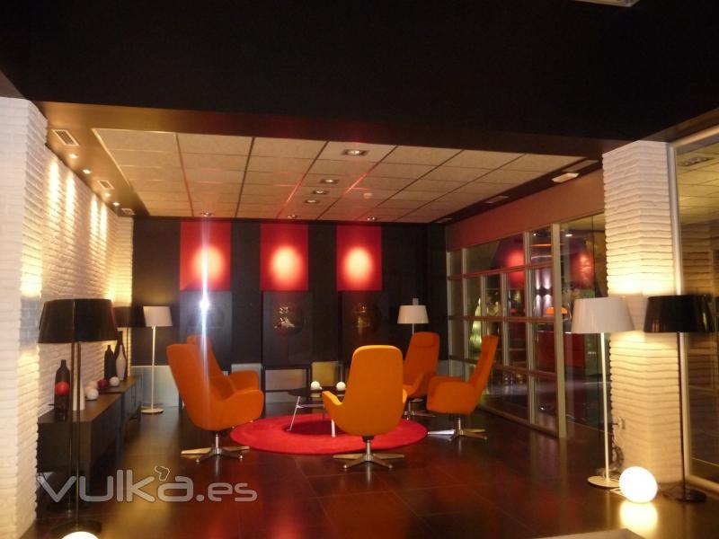 Foto alicia de la g ida interiorismo con feng shui for Empresas de interiorismo