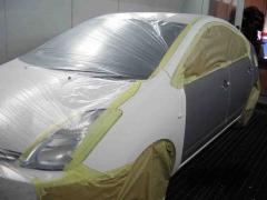 Cabina pintura carrocerias la galana vitoria taller coche