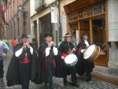 San froilán 2010 pendones