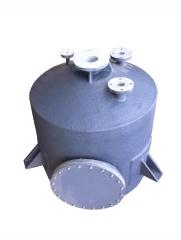 Reactor PVDF + fibra de � 959x1150 de 800 litros