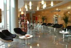 Las instalaciones de o2 centro wellness plenilunio cuentan con 5600 m2