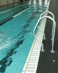 Piscina para nado libre
