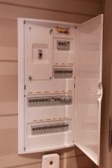 Cuadro el�ctrico para vivienda