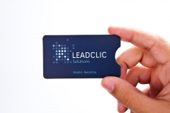 Diseño de tarjetas para Madrid