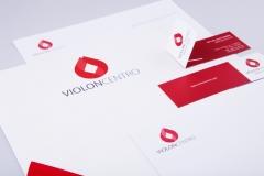 Diseño de papelería corporativa para inmobiliaria - Granada
