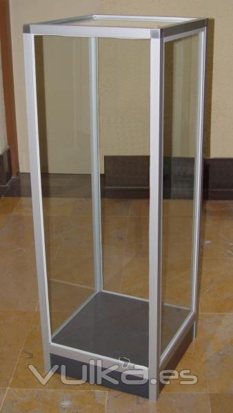 Foto vitrina de perfiler a de aluminio para obras de arte - Perfileria de aluminio ...