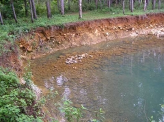 La erosi�n de costas impacta tambi�n en la econom�a