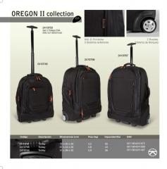 Colecci�n oregon ii - maletas