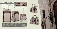 Colección lizzana - maletas y bolsos