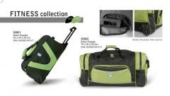 Colección fitness - bolsos deportivos con ruedas