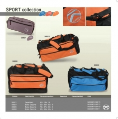 Colección sport - bolsos deportivos