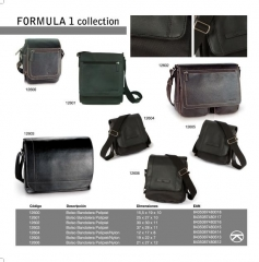 Colección formula 1 - bolsos bandoleras