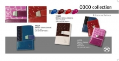 Colección coco - billeteros señora