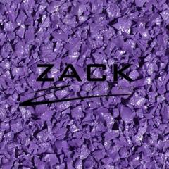 epdm triturado para pavimentos infantiles violeta