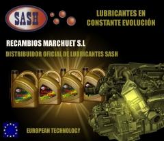 Distribuidor lubricantes SASH