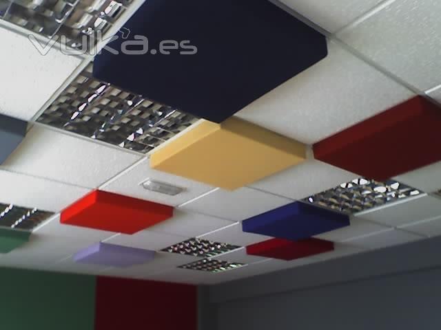 Foto placas para falsos techos - Materiales para techos falsos ...