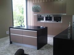 Muebles de pvc encimera silestone , davanni muebles de cocina