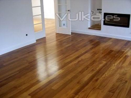 Foto suelo de parqu t - Suelos laminados de madera ...