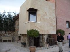 Ampliación vivienda unifamiliar en villanueva de la torre